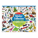 Melissa & Doug 4246 Sticker Collection Book: 500+ Stickers - Dinosaurs, Vehicles, Space, and More