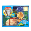 Melissa & Doug 4335 Store & Serve Frozen Food Set