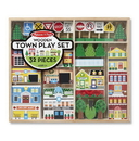 Melissa & Doug 4796 Wooden Town Play Set