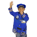 Melissa & Doug 4835 Police Officer Role Play Costume Set