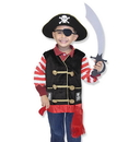 Melissa & Doug 4848 Pirate Role Play Costume Set