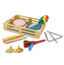 Melissa & Doug 488 Band-in-a-Box - Clap! Clang! Tap!