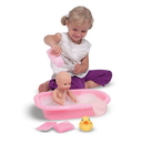 Melissa & Doug 4893 Mine to Love - Bathtub Set