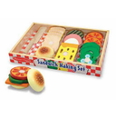 Melissa & Doug 513 Sandwich Making Set - Wooden Play Food