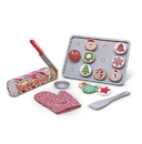 Melissa & Doug 5158 Slice & Bake Christmas Cookie Play Set