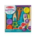 Melissa & Doug 5167 Cut, Sculpt & Roll Clay Play Set