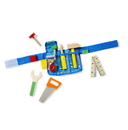 Melissa & Doug 5174 Deluxe Wooden Tool Belt Set