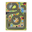 Melissa & Doug 5191 Jumbo Roadway Activity Rug