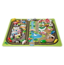 Melissa & Doug 5195 Deluxe Road Rug Play Set
