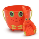 Melissa & Doug 6400 Clicker Crab Pail and Shovel Sand Toys