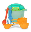 Melissa & Doug 6432 Seaside Sidekicks Sand Baking Set