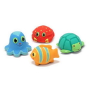 Melissa & Doug 6435 Seaside Sidekicks Squirters Water Toys