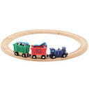 Melissa & Doug 644 Farm Animal Train Set