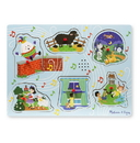 Melissa & Doug 737 Sing-Along Nursery Rhymes Sound Puzzle