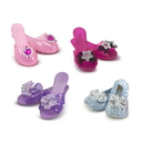 Melissa & Doug 8544 Role Play Collection - Step In Style! Dress-Up Shoes