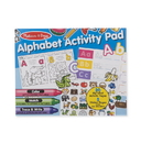 Melissa & Doug 8563 Alphabet Activity Pad