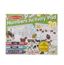Melissa & Doug 8566 Numbers Activity Pad