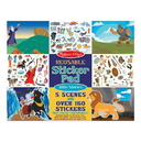 Melissa & Doug 9124 Reusable Sticker Pad - Bible Stories