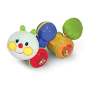 Melissa & Doug 9174 Press & Go Inchworm Baby and Toddler Toy