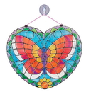 Melissa & Doug 9295 Stained Glass Made Easy - Butterfly