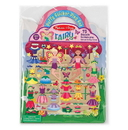 Melissa & Doug 9414 Puffy Stickers Play Set: Fairy