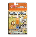 Melissa & Doug 9441 Water Wow! - Safari Water Reveal Pad - ON the GO Travel Activity
