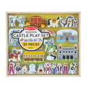 Melissa & Doug 979 Wooden Castle Play Set