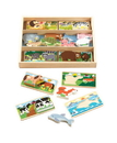 Melissa & Doug 9890 Animal Picture Boards