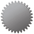 Silver Foil Certificate Seals