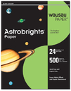 Wausau Terra Green Letterhead - 500 Sheets/Pack