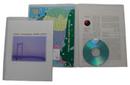 Lion OP Insta-Cover Folder Presentation Folder, 2 Pack - 2 Sheets/Pack