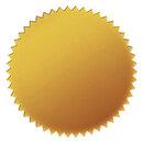 Masterpiece Studios 949351 Gold Certificate Seal