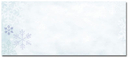 Great Papers Blue Flakes Envelopes - 25 Sheets/Pack