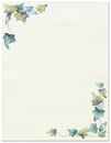 Great Papers 9730016 Painted Border Letterhead - 80 Sheets/Pack