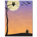 Halloween Who Letterhead - 80 pack