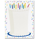 Great Papers 972568 Cake Letterhead - 80 Sheets/Pack