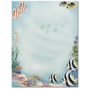 Great Papers 972736 Sea Life Letterhead - 80 Sheets/Pack