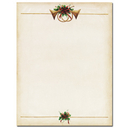 Great Papers Antique Horns Letterhead - 25 Sheets/Pack