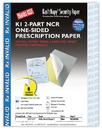 2-Part Security Prescription Paper - 100 Pack