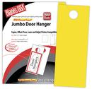 Blanks USA Jumbo Door Hangers, Brights - 100 Sheets/Pack