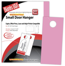 Blanks USA Small Door Hangers, Brights - 150 Sheets/Pack