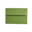 Astro Metallics Palm Tree Green A-2 Envelope - 25 Sheets/Pack