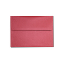 Curious Metallics Red Lacquer A-2 Envelopes - 25 Sheets/Pack