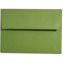 Astro Metallics Palm Tree Green A-7 Envelopes - 25 Sheets/Pack