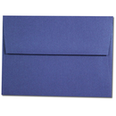Curious Metallics Blueprint A-7 Envelopes - 50 Sheets/Pack