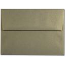 Curious Metallics Gold Leaf A-9 Envelopes - 25 Sheets/Pack