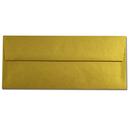 Curious Metallics Super Gold #10 Envelopes - 25 Sheets/Pack