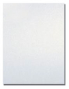 Curious Metallics Ice Silver Letterhead - 500 Sheets/Pack