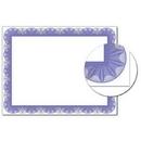 The Image Shop OCB442 Spiral Blue Certificate, 100 Pack