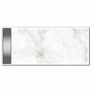 Silver Marble Envelope, 25 Pack
